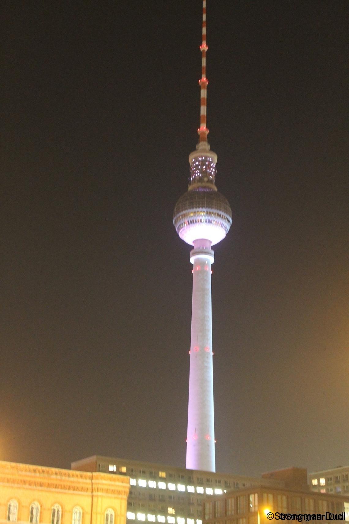 Berlin ist immer für eine Überraschung gut!