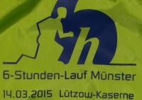 6h Lauf in Münster