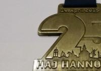 Neue Bestzeit beim Hannover – Marathon